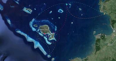 sailing charter fiji