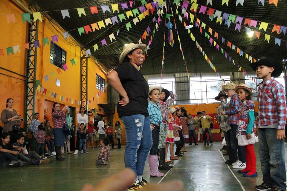 Participação das Crianças