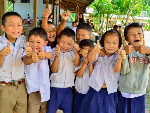โรงเรียนที่ใหญ่ที่สุดในโลก และให้เรียนฟรี !
