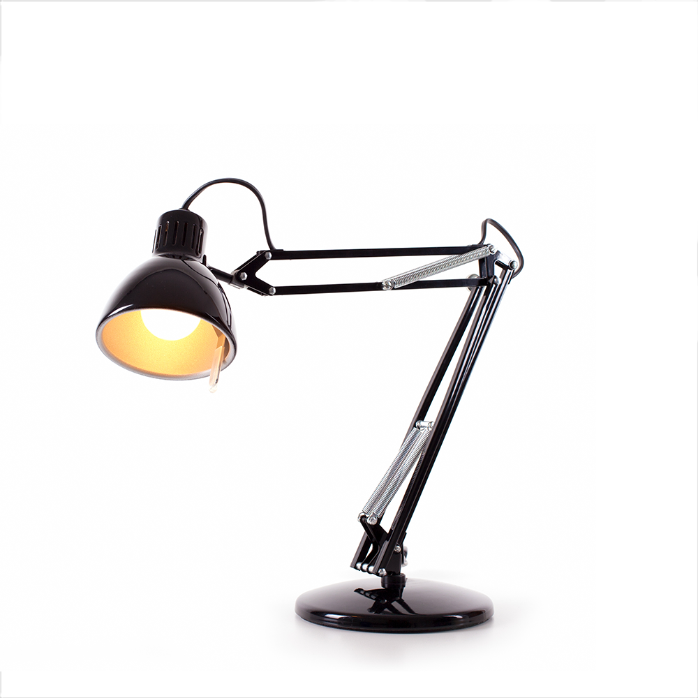 Black Desk Lamp 2