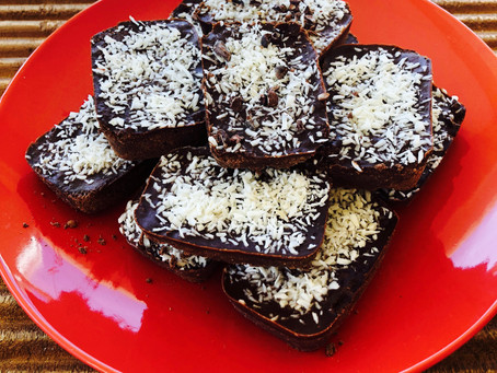 Raw Vegan Power Bars