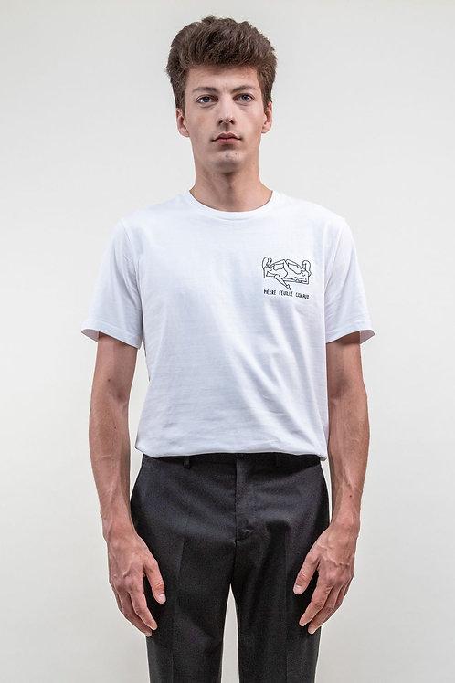 T-Shirt Pierre Feuille Ciseau - Chaud Marais