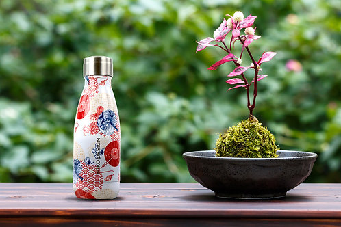 Bouteille isotherme 260 ml motif japan