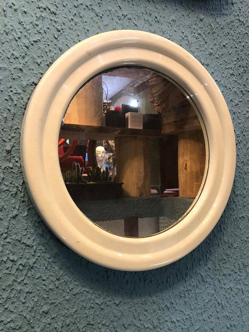 Miroir de salle de bain Cattaneo 70s