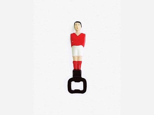Ouvre bouteille en forme de joueur de foot DOIY