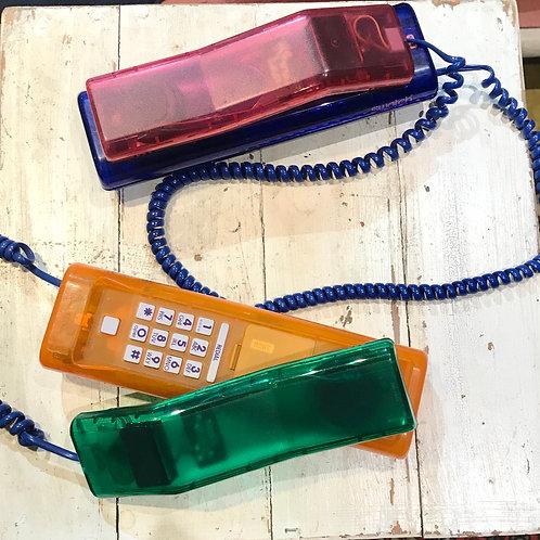 Téléphone vintage SWATCH 1980s