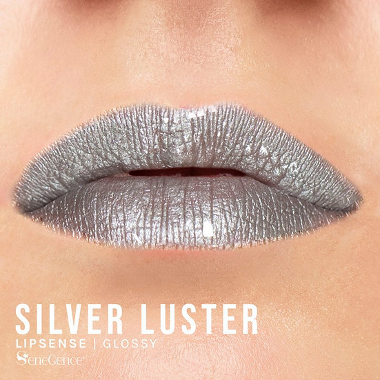 Silver Luster LipSense