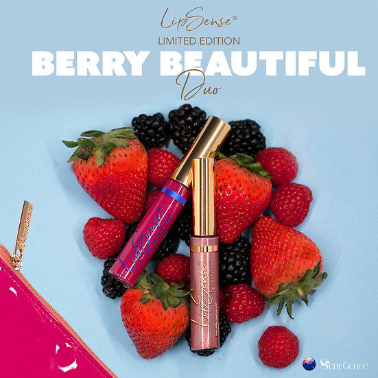 Limited Edition Berry Beautiful Duo with FREE Ooops! Remover