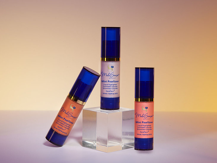 """Limited Edition MakeSense Mini Pearlizer """"Get Glowing"""" Collection"""