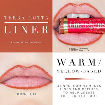 Terra Cotta LinerSense