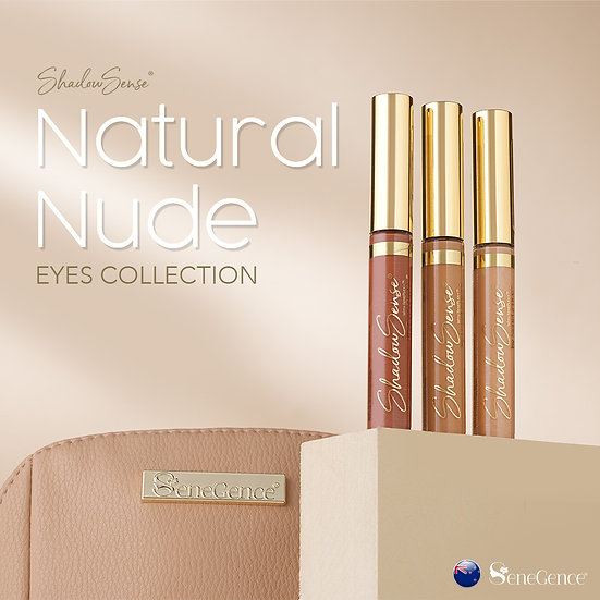 Limited Edition Natural Nudes ShadowSense Collection