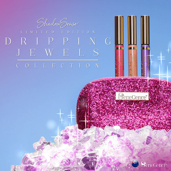 Limited Edition Dripping Jewels ShadowSense Collection