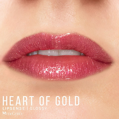Heart of Gold LipSense