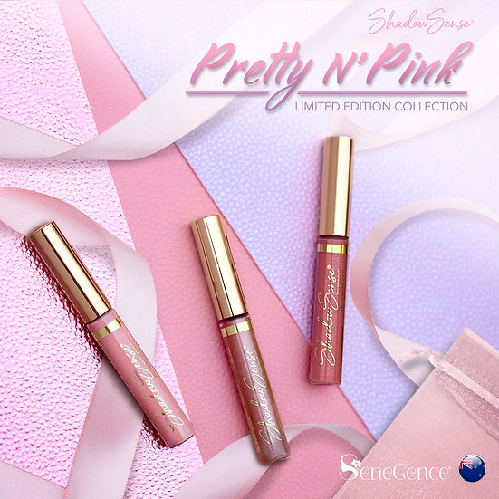 Limited Edition Pretty 'N Pink ShadowSense Collection
