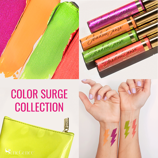 Limited Edition Color Surge ShadowSense® Collection