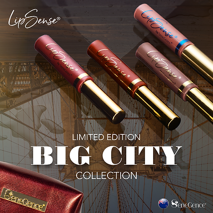 Limited Edition Big City LipSense Collection