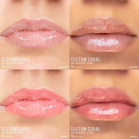 Custom Coral pH Glossy Tint