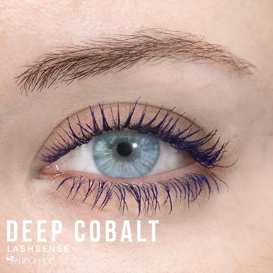 Deep Cobalt LashSense VolumeIntense Mascara