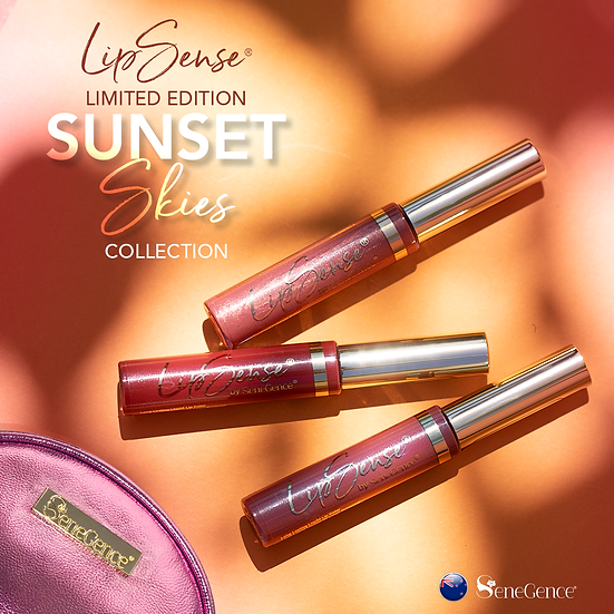 Limited Edition Sunset Skies LipSense Collection