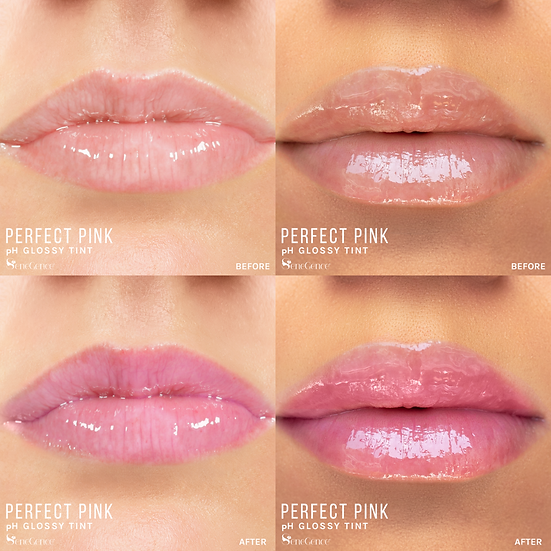 Perfect Pink pH Glossy Tint