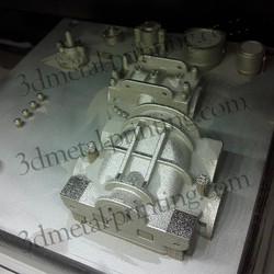 3d печать элементов сборки