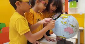 Pilar 1 - Formação Integral dos nossos alunos