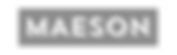 Maeson - Wix Site