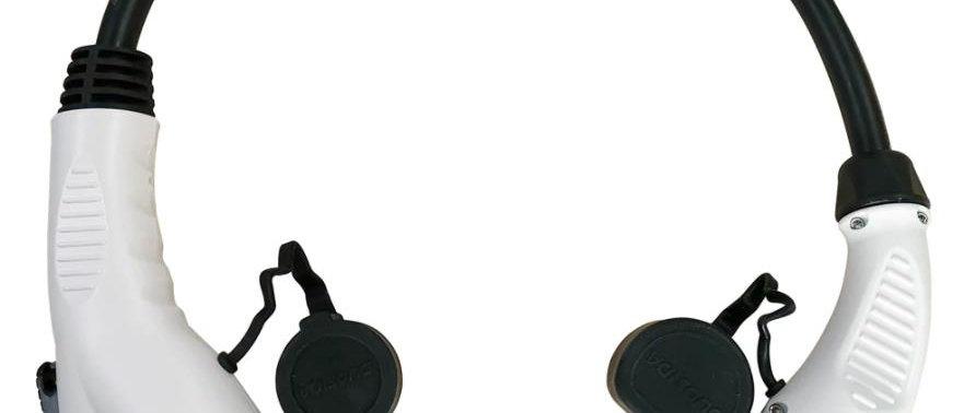 Type 2 -type 1 charging adapter (5m)