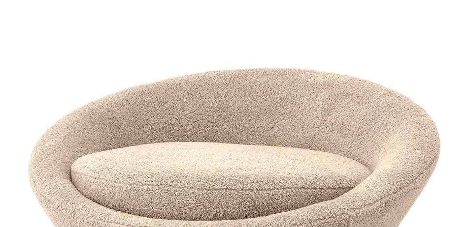 Duardo Love Seat