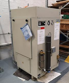 Bauer Kompressor V-15 Verticus Super Sil