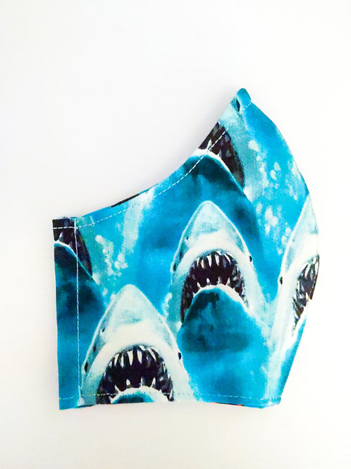 Jaws Shark Mask
