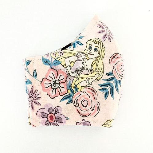 Rapunzel Floral Mask