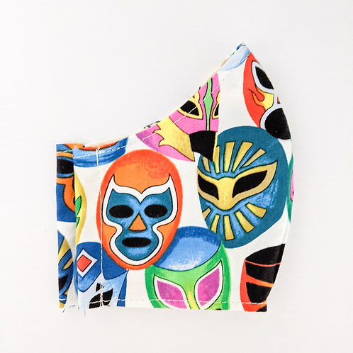 Mexican Lucha Mask