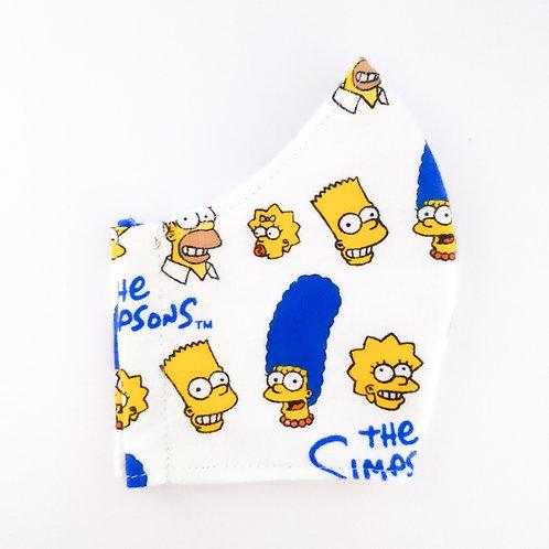Simpsons Mask