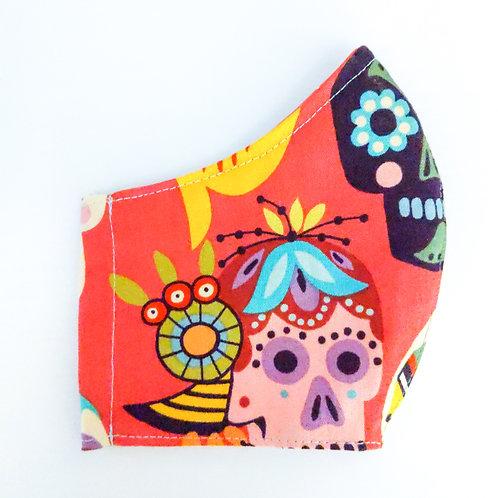 Festive Calacas Mask