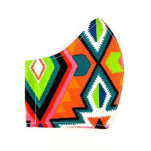 Colores De Mexico Mask