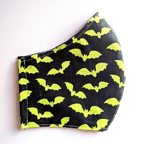 Green Bats Mask