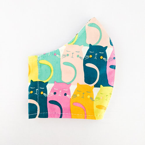 Kitty Pop Art Mask