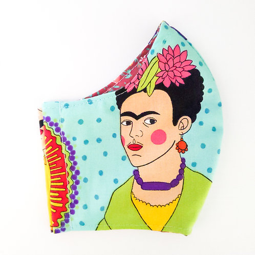 Portrait Frida Mask