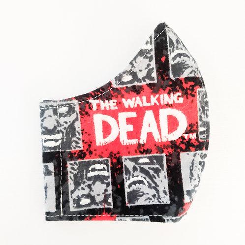 Walking Dead Grid Mask