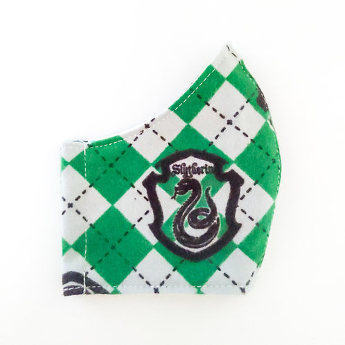 Slytherin Argyle Mask
