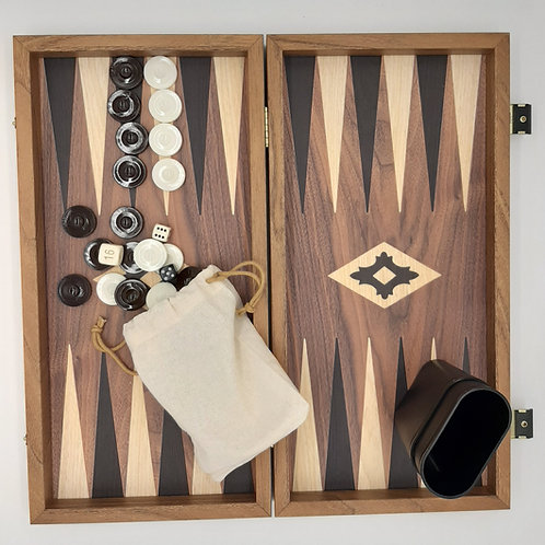 Backgammon gold