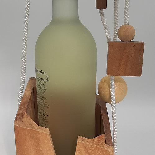 Casse tête bouteille de vin