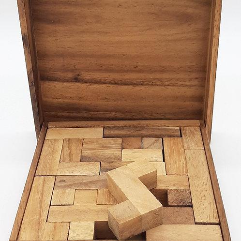 Le Penta-Mino Puzzle en 3D