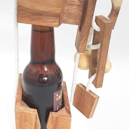 Casse tête bouteille de bière