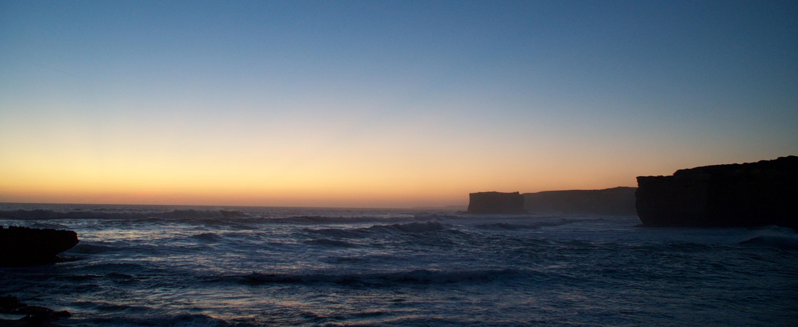 ocean dusk site