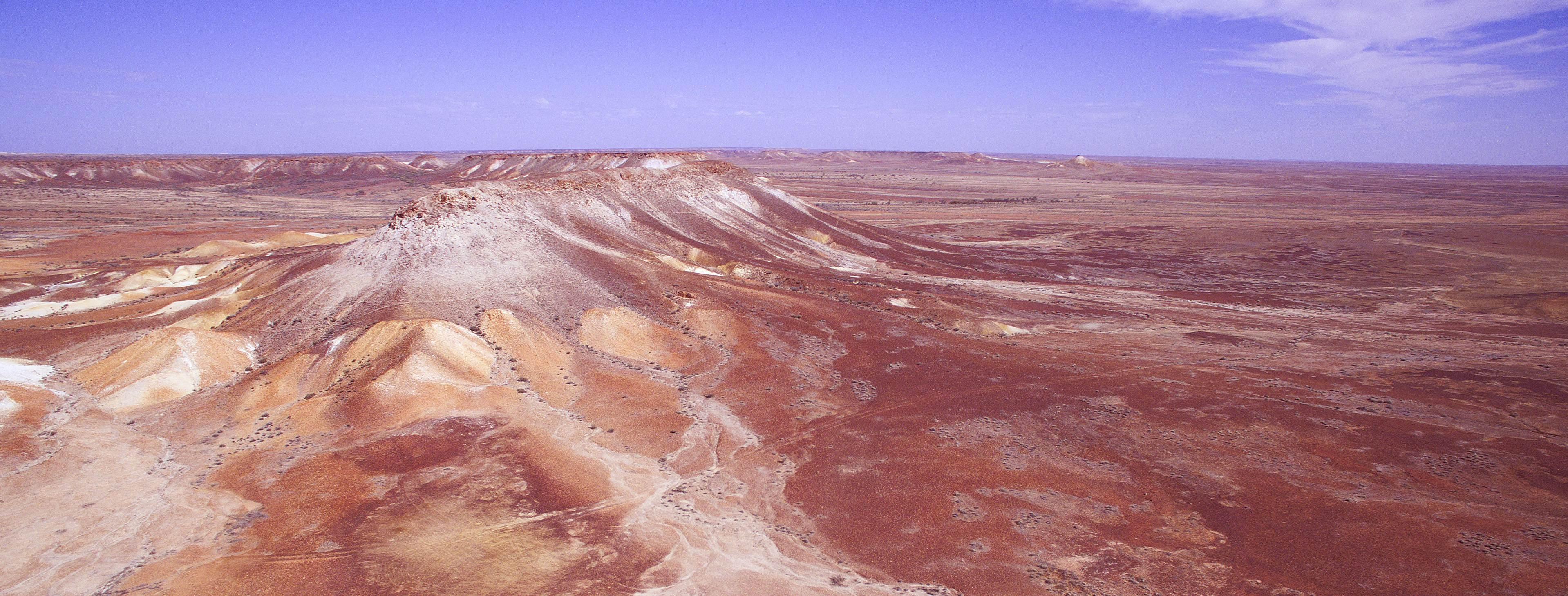 desert drone site