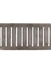 Cast iron air brick (self colour)