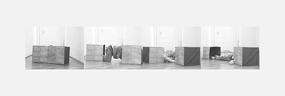 KID IN THE BOX I / Wien - AT / 2013 / Serie 4 Stk.