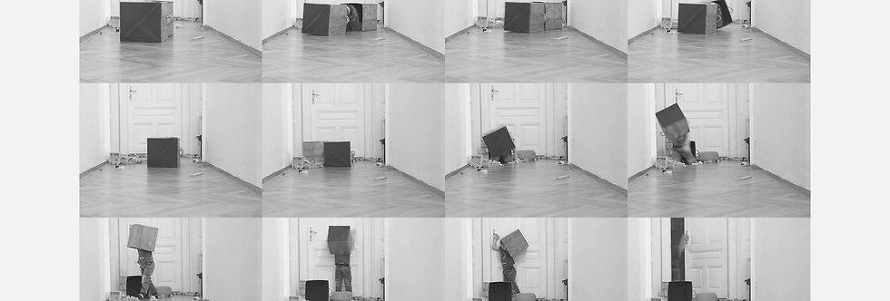 KID IN THE BOX II / Wien - AT / 2013 / Serie 12 Stk.
